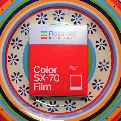 *NEW* Polaroid Originals Colour instant film for SX-70 (AU FREE POST)