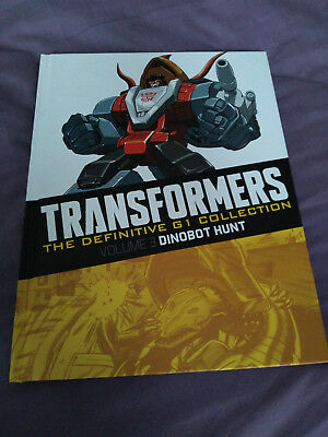 Transformers Definitive G1 Collection - issue 34 vol 3 Dinobot Hunt