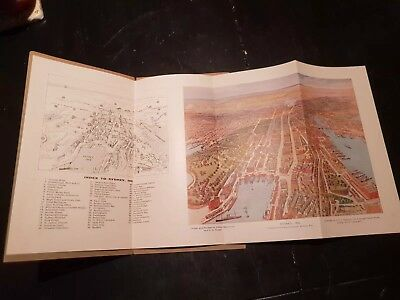 Aeroplane View of Sydney 1914 - Beaumont & Souter for H.E.C. Robinson