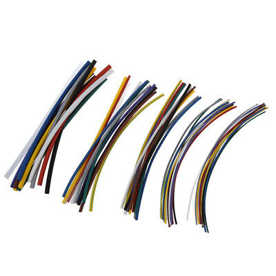 55pcs 2:1 gaine thermoretractable Gaine thermo 11 couleurs 5 tailles 1mm-5m M3V6