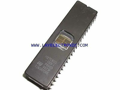 5 pcs ST M27C800-100F1 DIP-40 8 Mbit 1Mb x8 or 512Kb x16 UV