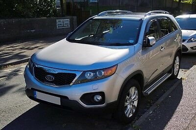 2010 Kia Sorento KX-3     2.2l Diesel Automatic 7 seater with GPS