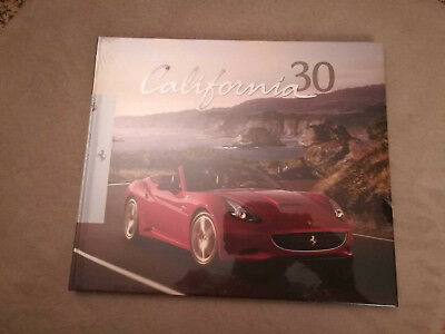 Libro/Book Ferrari California 30 - F1