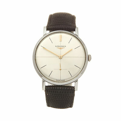 Longines Vintage Stainless Steel Watch Cal.30L Com1912