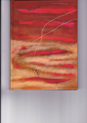 "Aboriginal Blank Book "" The  Falling Clouds"" by Shane Pickett  ( BRAND NEW )"