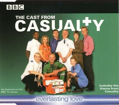 The Cast From Casualty - Everlasting Love (CD)