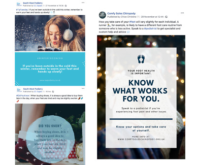 Facebook Business Page Management - 1 Month Daily Facebook Posting