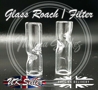 Roach Tip Filter Reusable Rolling OG Tip - Multiple Quantities available