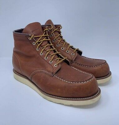 42a97d2d95b RED WING HERITAGE Classic 875 Oro-Legacy Leather Size 13 EE Wide E2