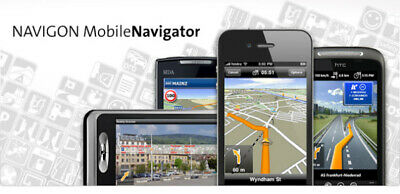 SYGIC GPS NAVIGATION for Android (Premium + Traffic World +