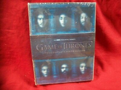 Game of Thrones The Complete Sixth Season *USA seller* FREE SHIPPING