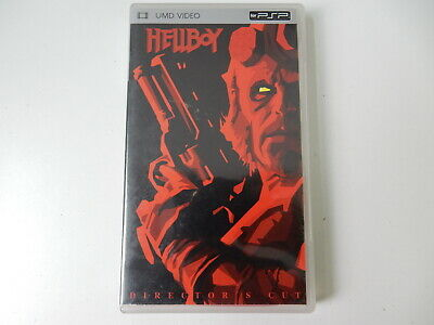Hellboy - Film -  für Sony PSP - Playstation Portable - UMD Video in OVP