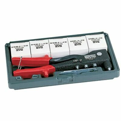 Marson 39001 HP-2 Professional Hand Rivet Tool Kit