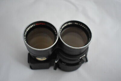 180mm f4.5 Lens for Mamiya C33 Professioinal TLR Camera with Lens Hood  (tested)