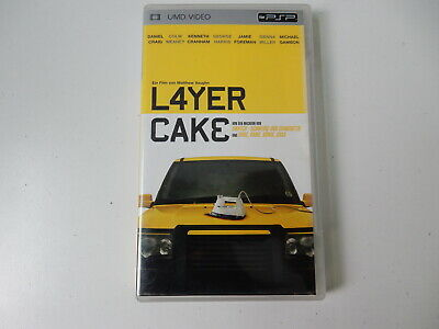 L4YER CAKE  - Film -  für Sony PSP - UMD Video in OVP