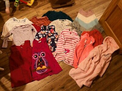 Girls clothes bundle 4-5 years inc Next, Marks and Spencer, and Little Bird