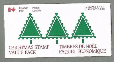CANADA 1985 Booklet - CHRISTMAS Santa Claus Parade - 10 x 32c. Complete - MNH