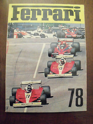 Annuario Ferrari/Ferrari Yearbook 1978 - F1