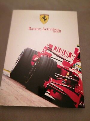 Racing activities Ferrari/Ferrari Yearbook 2008 - F1