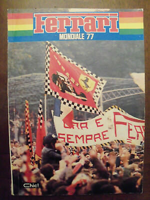 Annuario Ferrari/Ferrari Yearbook 1977 - F1