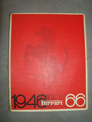 Annuario Ferrari/Ferrari Yearbook 1966 - F1