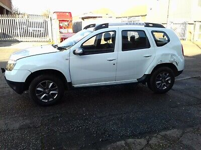 2016 DACIA DUSTER 1.5 dCi Laureate 5dr DAMAGED REPAIRABLE SALVAGE 07947965522