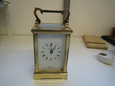 Antique Carriage Clock ST JAMES LONDON working