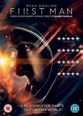 First Man (with Digital Download) [DVD]