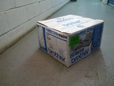 Brother IntelliFAX 1270e - New-In-Box