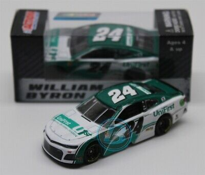 2019 WILLIAM BYRON #24 UniFirst 1:64 Action Diecast In Stock Free Shipping