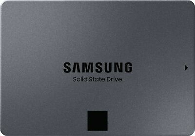 Samsung - 860 QVO 2TB Internal SATA Solid State Drive with V-NAND Technology
