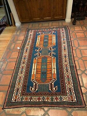Antique Caucasian/ Armenian Rug. From an old estate collection. Good Condition.