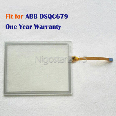 New Touch Screen Glass for ABB DSQC 679 DSQC679 Touch Panel One Year Warranty