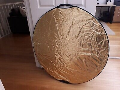 Multi Collapsible Reflector 5 In 1 80cm