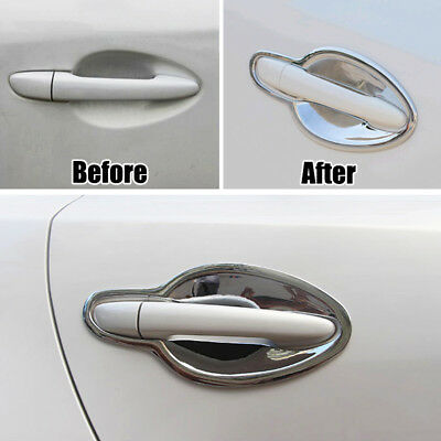 For 2007 2012 Mazda 2 3 6 Cx 7 Cx7 Cx 9 Cx9 Chrome 4 Door Handle Covers W Opsk Auto Parts And Vehicles Car Truck Exterior Mouldings Trim Magenta Cl