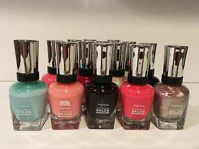 Sally Hansen Complete Salon Manicure *Buy 2 Get FREE SHIPPING*