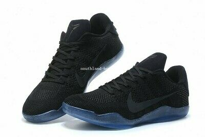 4cb709f0fef MEN S NIKE KOBE XI 11 Elite Low Black Space  822675-001 Size 11 ...