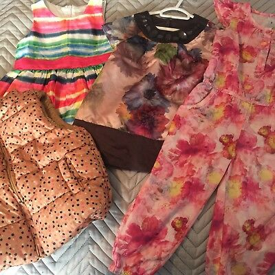 GIRLS CLOTHES - SIZE 3 - TARGET/COTTON x4 ITEMS