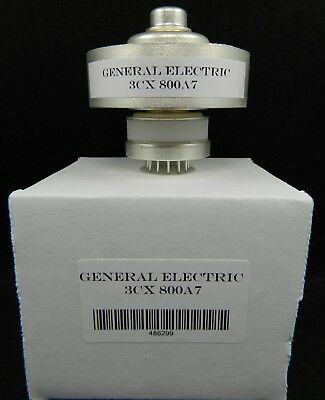 3CX800A7   NEW  General Electric One-Year Warranty  Guaranteed Full Power Out