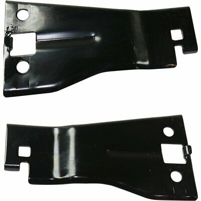 Pair Bumper Face Bar Braces Set of 2 New Front Right-and-Left for Chevy LH /& RH