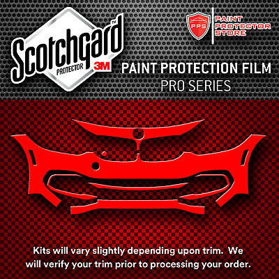 Kits for Honda 3M 948 SGH6 PRO SERIES Scotchgard Paint Protection Hood Bumper
