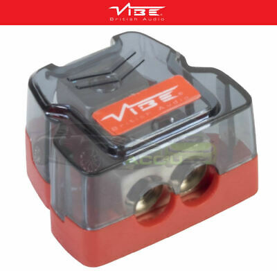 Vibe Audio CLGD-V7 12v 2 Vie Auto Amplificatore Potenza Terra Distribution Block