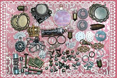 Steampunk Jewelry Supplies