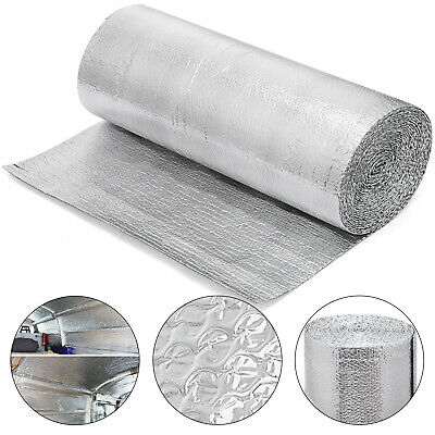 Air Bubble Reflective Foil 40inX65ft Water Heater Wall Insulation PROFESSIONAL