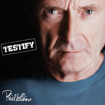 Phil Collins - Testify (2 Disc, Deluxe Edition) CD NEW