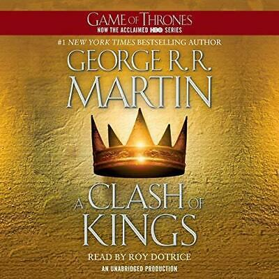 A Clash of Kings By George R. R. Martin (audio book, Download)