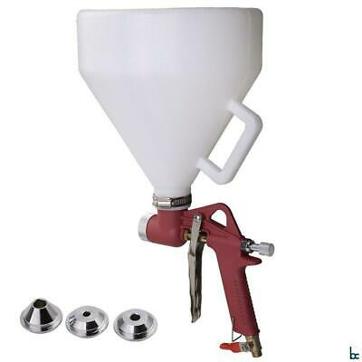 Air Hopper Spray Gun Paint Texture Tool Drywall Wall Painting Sprayer By BC