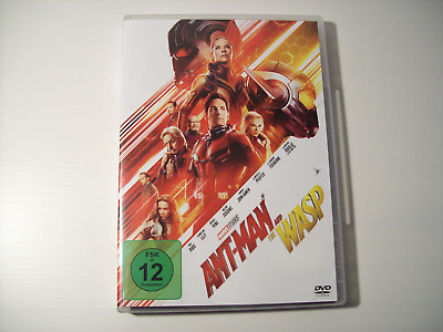 Ant-Man and the Wasp  Marvel Studios  DVD (Z) 1501