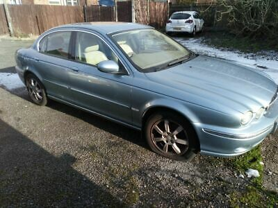 53 Plate Jaguar X Type spares or repair