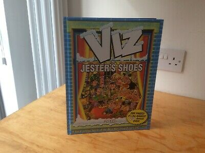 VIZ The Jester's Shoes 2018 Annual